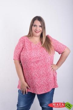 Camiseta mujer diversos colores 22656