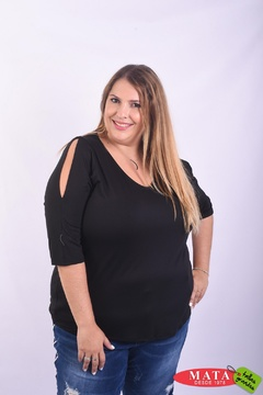 Camiseta mujer diversos colores 22741