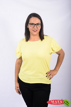 Camiseta mujer diversos colores 22804