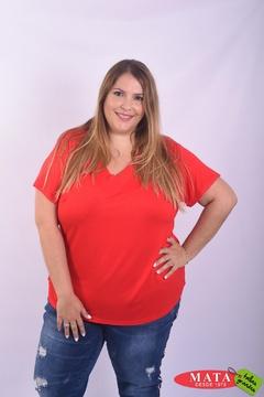 Camiseta mujer diversos colores 22890