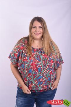 Camiseta mujer diversos colores 22893