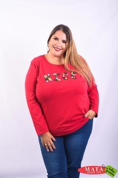 Camiseta mujer diversos colores 23137