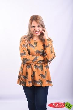 Camiseta mujer diversos colores 23153