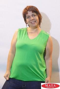 Camiseta mujer tallas grandes 18671