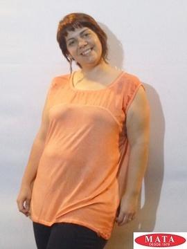Camiseta mujer tallas grandes 18685