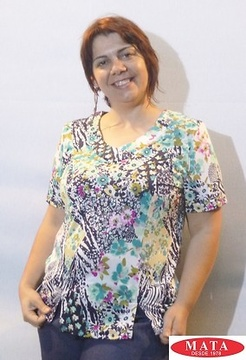 Camiseta mujer tallas grandes 18690