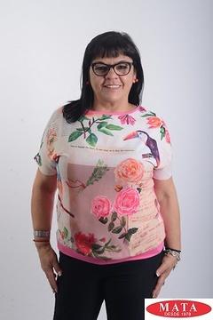 Camiseta mujer tallas grandes 19781