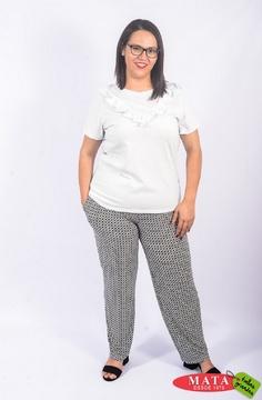 Camiseta mujer tallas grandes 20419