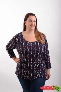 Camiseta mujer tallas grandes 20506