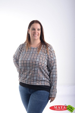 Camiseta mujer tallas grandes 20596