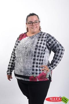 Camiseta mujer tallas grandes 20651