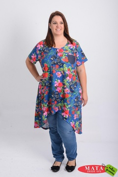Camiseta mujer tallas grandes 20953