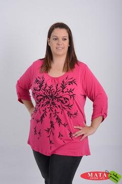 a057888cf0 Camiseta mujer tallas grandes 21153