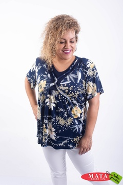 Camiseta mujer tallas grandes 21621
