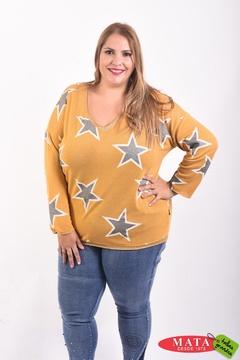 Camiseta mujer tallas grandes 21863