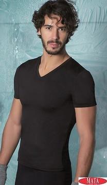 Camiseta térmica hombre diversos colores 16126