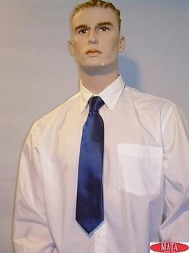 Corbata hombre azul 09626