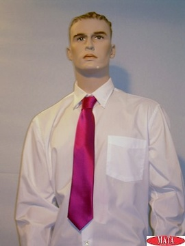 Corbata hombre fucsia 09626