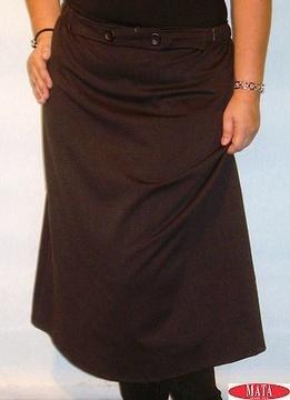 Falda lisa varios colores tallas grandes 11560