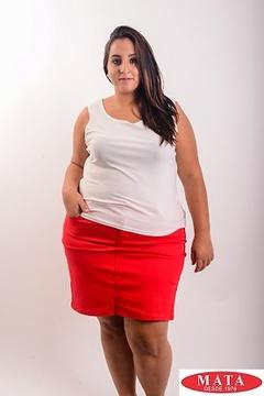 Falda mujer diversos colores 14037