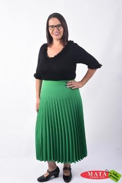 Falda mujer diversos colores 22408
