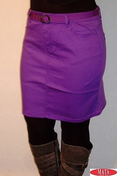 Falda mujer tallas grandes 13466