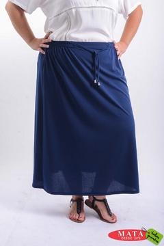 Falda mujer tallas grandes 18753
