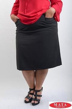 Falda mujer tallas grandes 19397