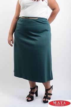 Falda mujer tallas grandes 19501