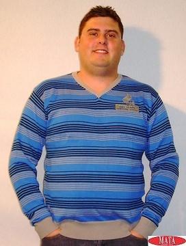 Jersey tallas grandes varios colores hombre 12416