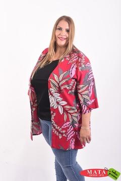 Kimono mujer tallas grandes 22258