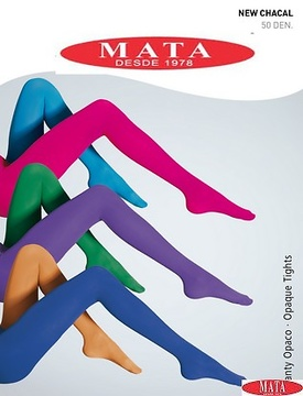 Media mujer diversos colores 14736