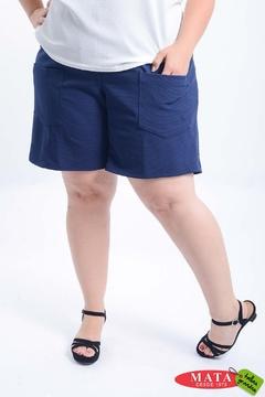 Pantalón corto mujer diversos colores 21288