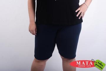 Pantalón corto mujer diversos colores 22660