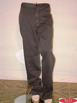 Pantalón gris 08109