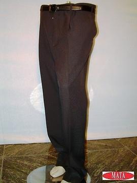 Pantalón hombre gris 00216