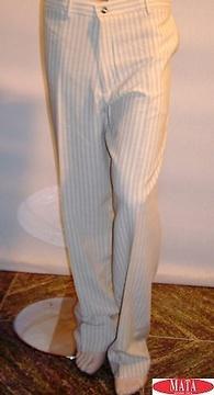 Pantalón hombre tallas grandes 04978