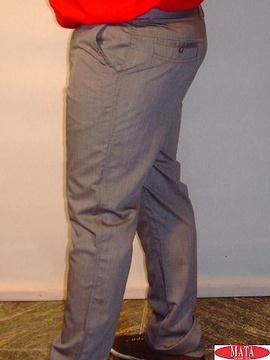 Pantalón hombre tallas grandes 13848