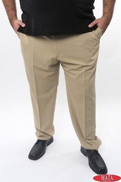 Pantalón hombre tallas grandes 18482