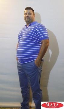 Pantalón hombre tallas grandes 18696