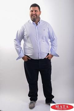 Pantalón hombre tallas grandes 19278