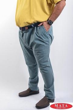 Pantalón hombre tallas grandes 19638