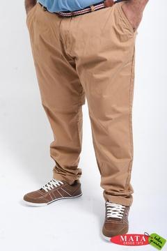 Pantalón hombre tallas grandes 21497