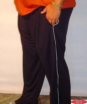 Pantalón hombre varios colores tallas grandes 07822