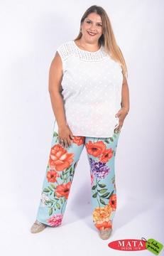 Pantalón mujer 22699