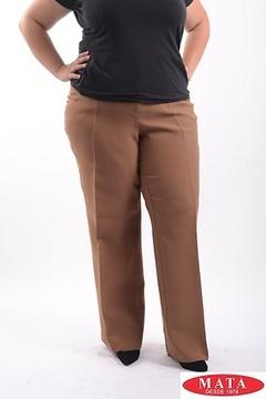 Pantalón mujer tallas grandes 01370