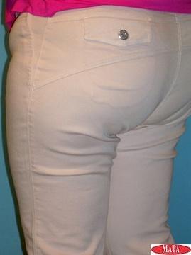 Pantalón mujer tallas grandes 02673