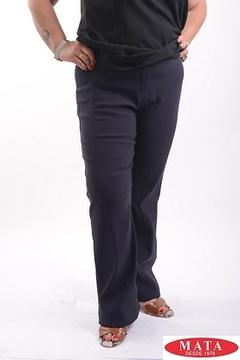 Pantalón mujer tallas grandes 03004
