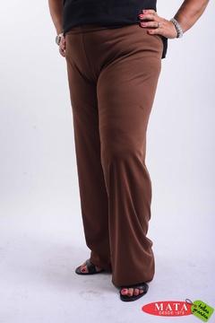 Pantalón mujer tallas grandes 04158