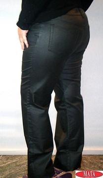 Pantalón mujer tallas grandes 06497